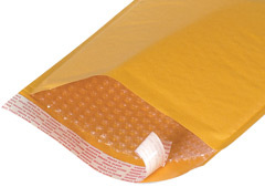 Bubble and Padded Mailers
