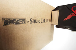 Squid Ink CoPilot Inkjet System SSI Packaging Richmond VA